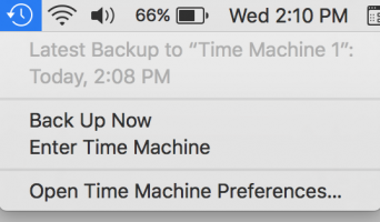 When was the last time you checked your backup?